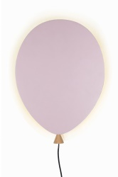 Wall Balloon Pink