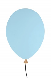 Wall Balloon Blue