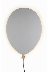 Wall Balloon Grey