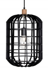 Pendant Crib Black