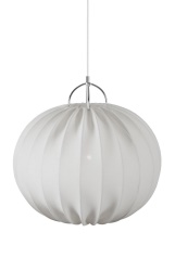 Pendant Scandi Chrome