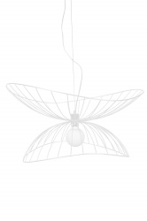 Pendant Ray 70 White
