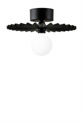 Ceiling lamp/Wall Omega 35 Black