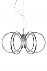 Pendant Santos Chrome