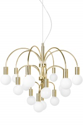 Pendant Grace XL Brass