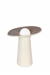 Table/Pendant Pistillo 15 Brown
