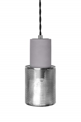 Pendant Mini Rumble Chrome