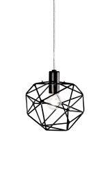 Pendant Mini Diamond Black