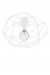 Ceiling lamp Diamond White
