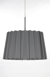 Pendant Steel Grey
