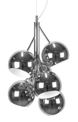 Pendant Rondo Chrome