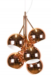 Pendant Rondo Copper