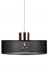 Pendant Net Black