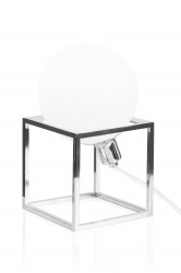 Table Cube Chrome