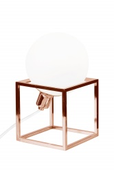 Table Cube Copper