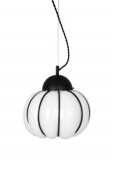 Pendent Mayflower 25 Black