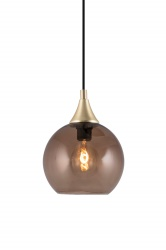 Pendant Bowl Mini Brown