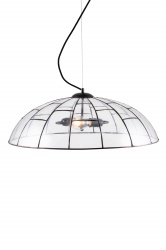 Pendant Ombrello Clear/Black