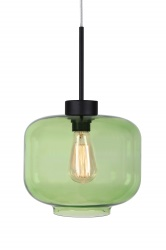 Pendant Ritz Green / Black