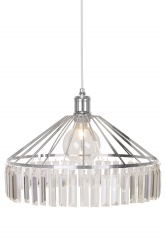 Pendant Gothenburg Chrome