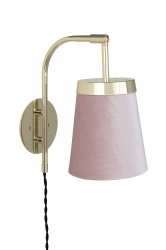 Wall lamp Walther Pink