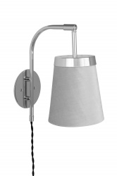 Wall lamp Walther Grey