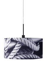 Pendant Rope Gray