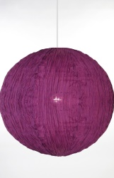 Pendant Moon XL Purple