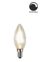Light Source E14 LED 352-09 Crown Clear 4W