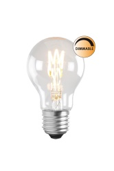 Light source LED Soft Filament dimmable clear Norm