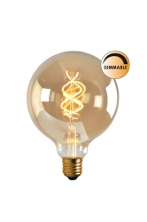 Light source LED Soft Filament dimmable gold 100 m