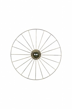 Plafond Wheel Antik mässing