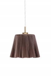 Pendant Edith 20 Brown