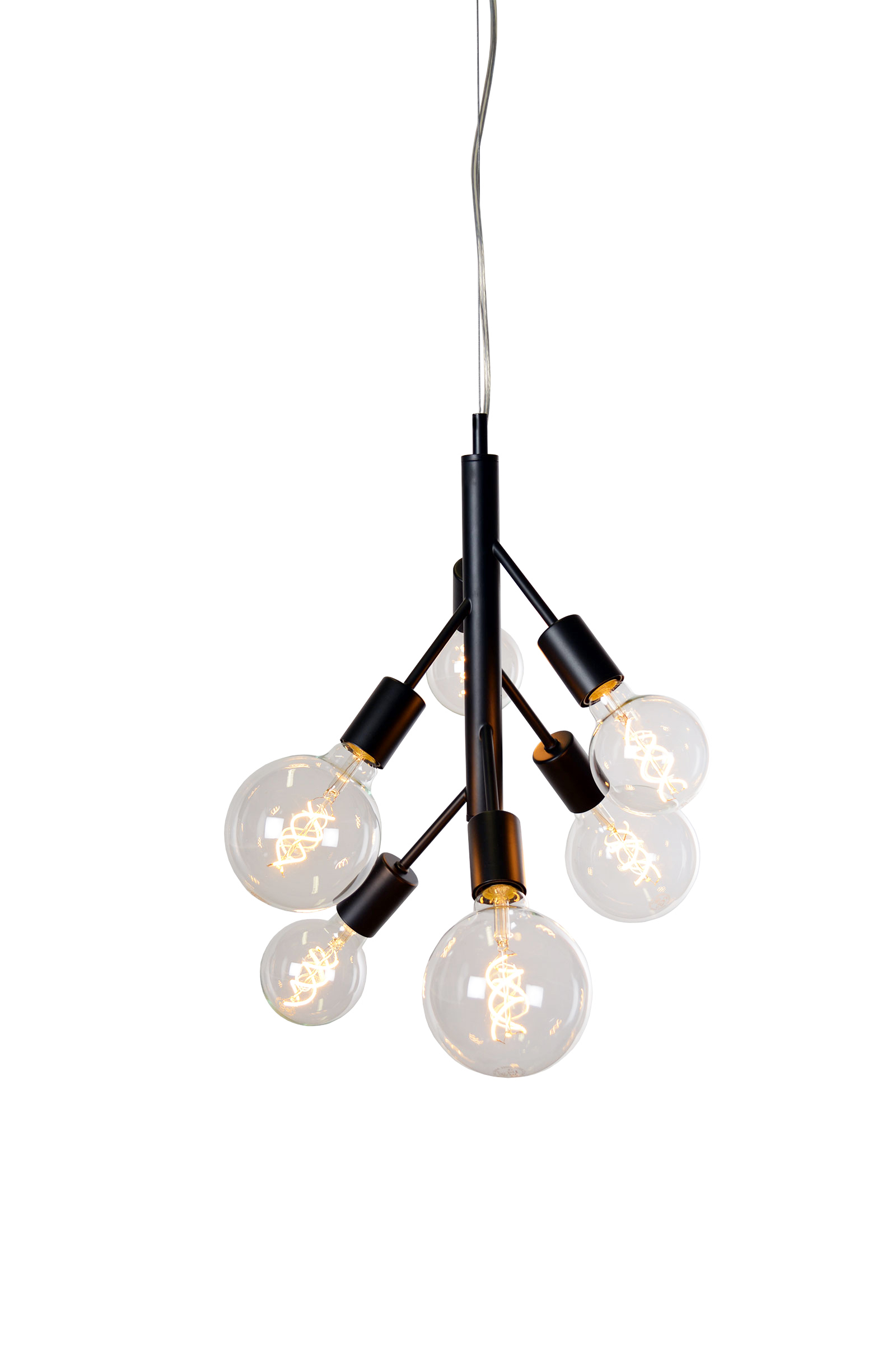 comet lighting. Pendel Comet Svart; Svart Lighting