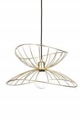 Pendent Ray 45 Brushed Brass