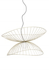 Pendant Ray 115 Brushed Brass
